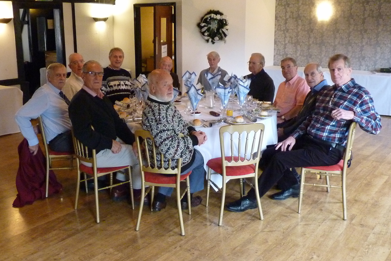 Essex Christmas lunch 2018