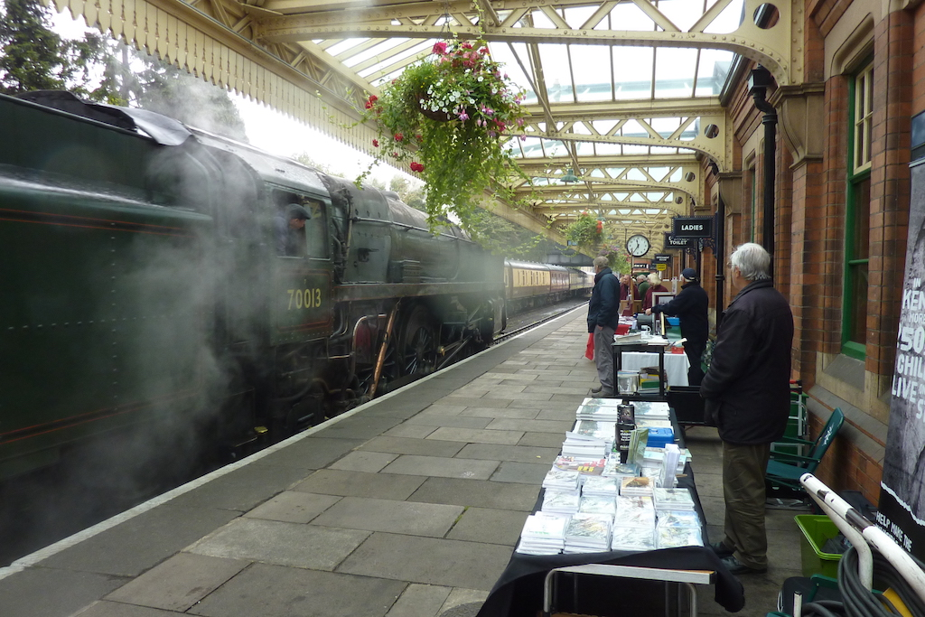 Great Central Autumn Steam Gala 1