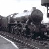 61657 Doncaster Rovers at Worksop 1955